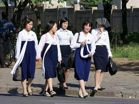 Hầu hết mọi người dân ở Triều Tiên đều không được cung cấp căn bản kiến thức về giới tính