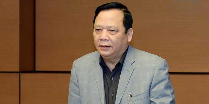 Ông Huỳnh Ngọc Sơn thôi làm Phó Chủ tịch Quốc hội