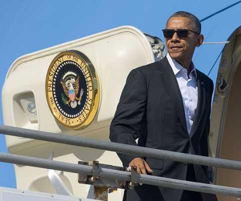 Tổng thống Mỹ Barack Obama sắp thăm Việt Nam. Ảnh: AP