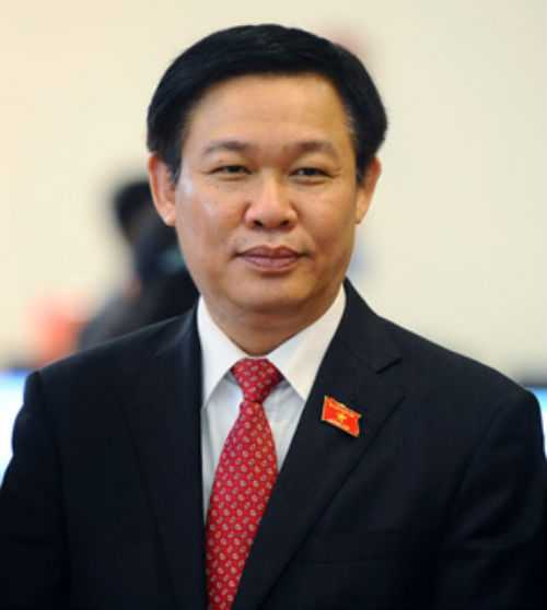 Phó Thủ tướng Vương Đình Huệ