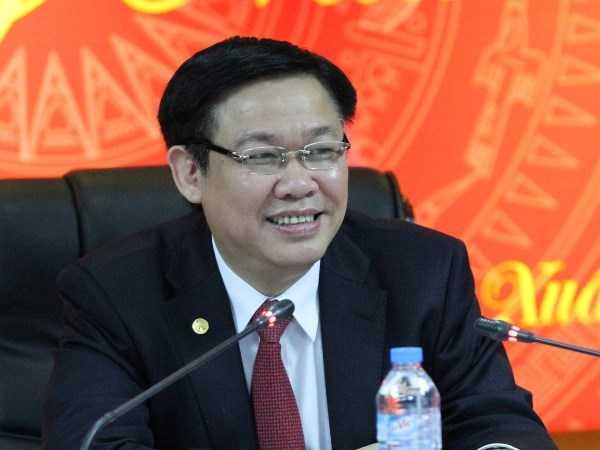 Tân Phó Thủ tướng Vương Đình Huệ - Nguồn ảnh: internet