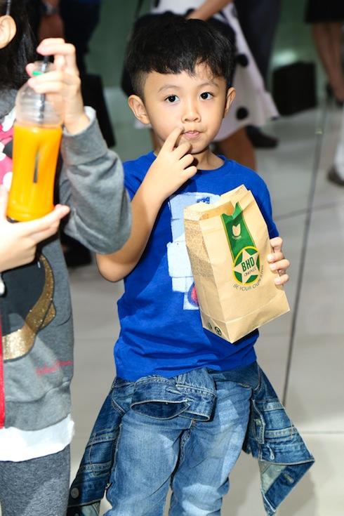 Con trai của Phạm Anh Khoa.