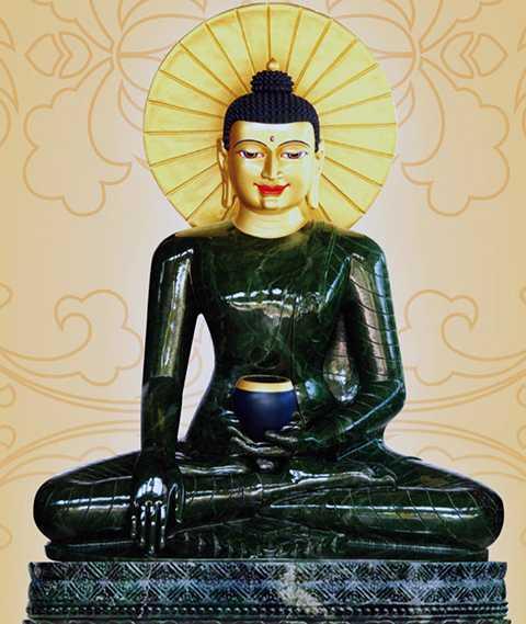 Tôn tượng Phật ngọc Hòa bình Thế giới