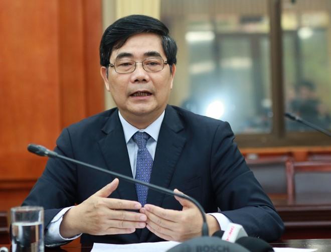 Bộ trưởng Cao Đức Phát xin lỗi người dân qua Facebook. Ảnh: Báo Lao động.