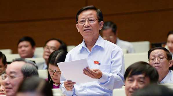 Đại biểu Huỳnh Thành (Gia Lai)
