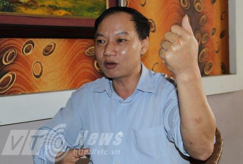 Cựu binh Phạm Ngọc Quyền: