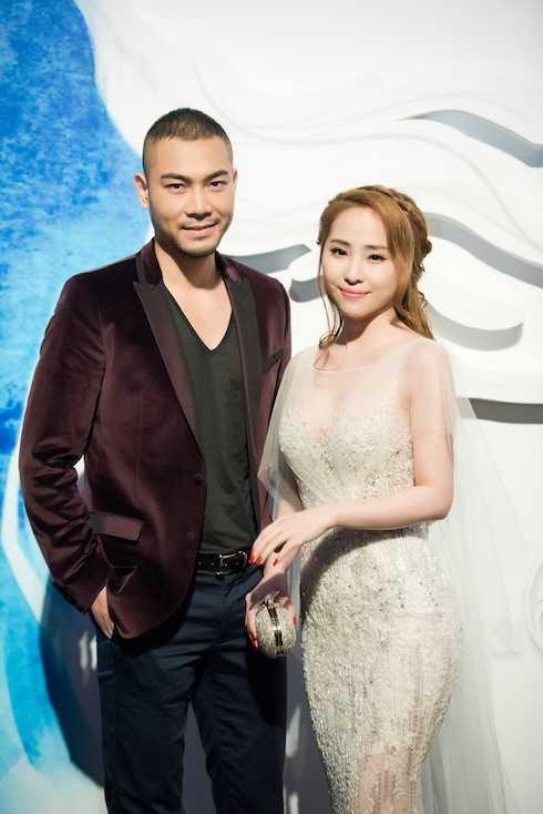 Kết hôn cùng nam diễn viên điển trai Doãn Tuấn, Quỳnh Nga và bạn đời được coi là một trong những cặp đôi đẹp nhất của showbiz bởi ngoại hình tương xứng.