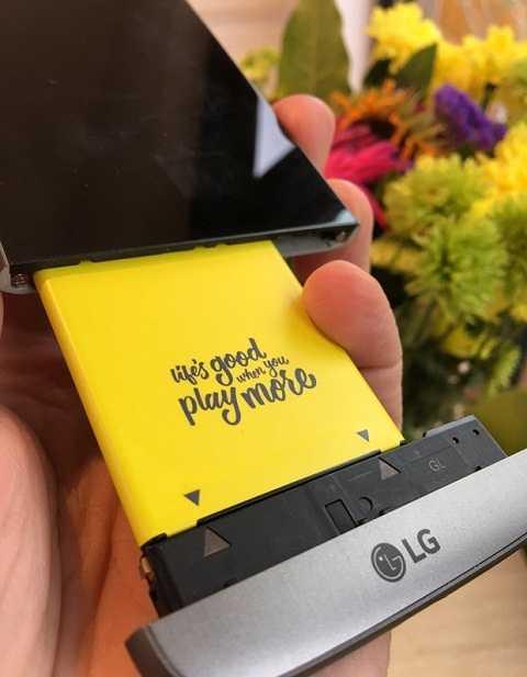 LG G5 với thiết kế khung nhôm và vỏ nhựa sau lưng sẽ là một phiên bản tuyệt đẹp. Ảnh Dailystar