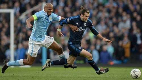 Kompany có khắc chế được Gareth Bale?