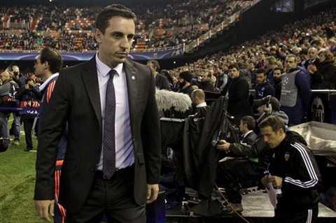 Neville chỉ là một trong rất nhiều học trò thất bại của Sir Alex