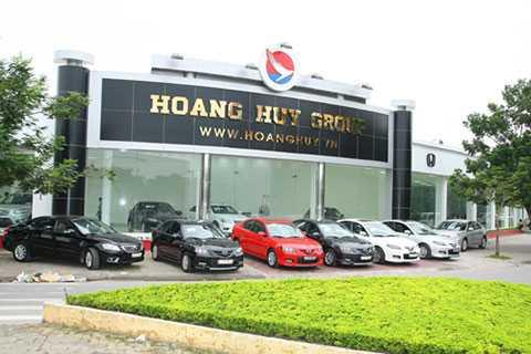 Đại gia ô tô Hoàng Huy chật vật vì không biết tiêu tiền