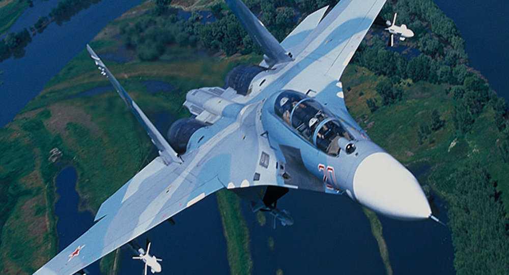 Chiến cơ Su-27 của Nga