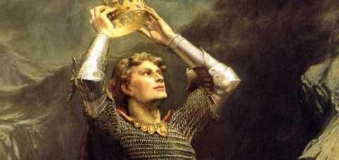 Bí mật ngôi mộ vua Arthur chỉ là một trò lừa để thu hút khách du lịch. Ảnh Unexplained Mysteries