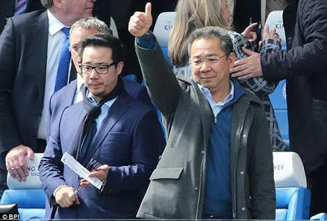 Tấm lòng của chủ tịch Vichai đã được đền đáp theo luật nhân quả