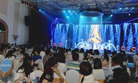 Hơn 600 khách tham dự sự kiện giới thiệu dự án Vinhomes Dragon Bay tại Hà Nội