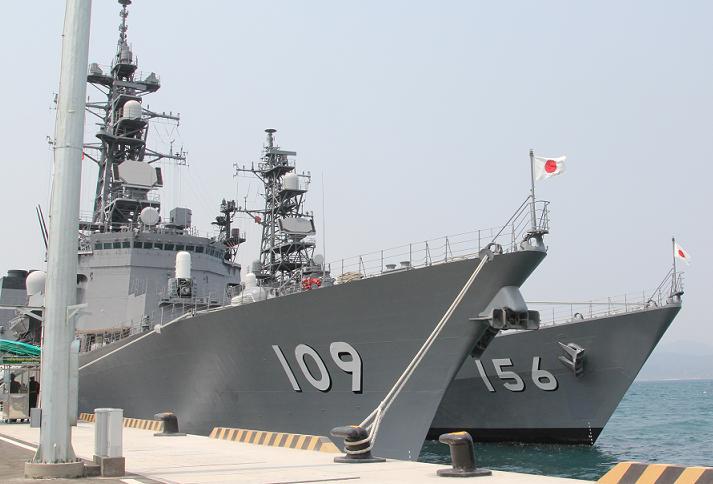 Tàu DD 109 và tàu DD 156