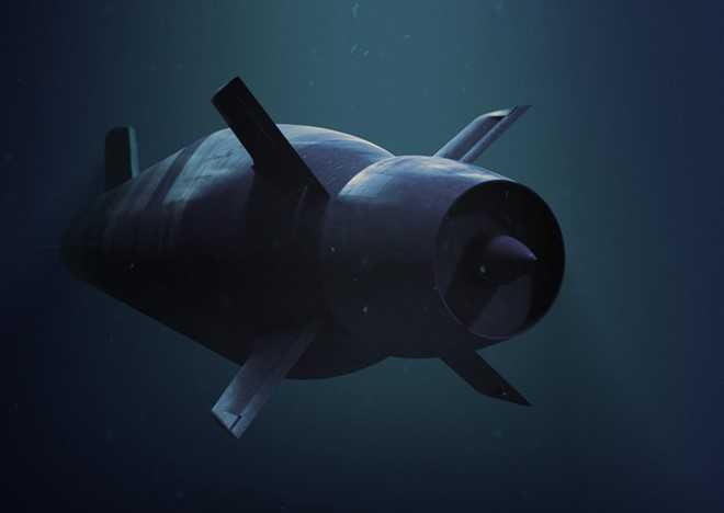 Cận cảnh hệ thống bơm phun sử dụng trên tàu ngầm lớp Barracuda