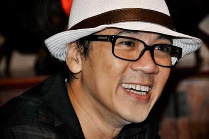 NSƯT Thành Lộc trẻ hơn rất nhiều so với tuổi 55.