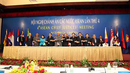 Chánh án Tòa án tối cao các nước ASEAN