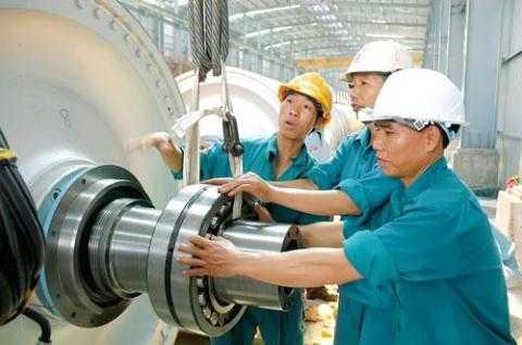 Một lý do khiến nền công nghiệp của Việt Nam thua xa các nước khác, đó là do lâu nay, chúng ta vẫn quen được nhà nước hỗ trợ.(Ảnh minh họa internet)