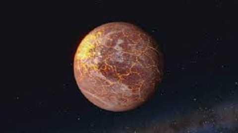 Sao Mộc đang là hành tinh lớn nhất hệ mặt trời. Ảnh Google