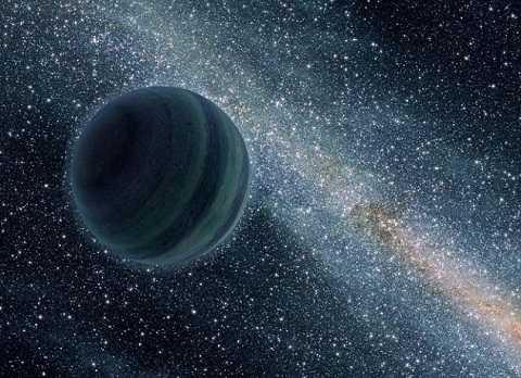 Mới đây tàu thăm dò của NASA đã phát hiện ra hành tinh mới lớn gấp 4 đến 8 lần sao Mộc. Ảnh Dailymail
