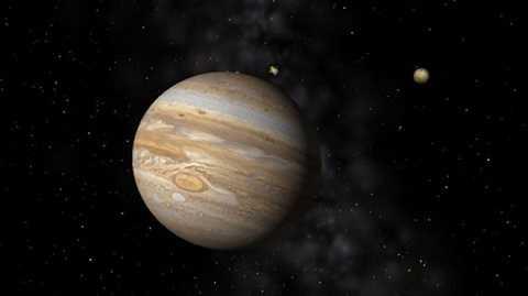Sự xuất hiện của hành tinh mới đã phá vỡ kỷ lục của sao Mộc. Ảnh Google