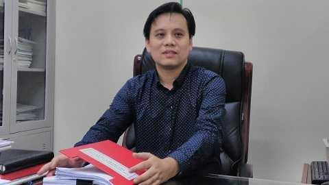Ông Đỗ Hữu Tuấn, Phó Cục trưởng Cục An toàn thực phẩm