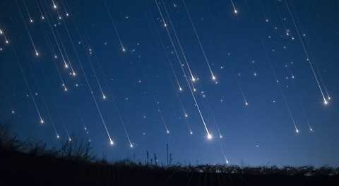 Những cuộc tuyệt chủng hàng loạt là do va chạm mạnh giữa sao chổi hay thiện thạch với trái đất. Ảnh BBC