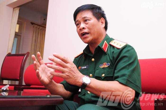 Thượng tướng Võ Tiến Trung