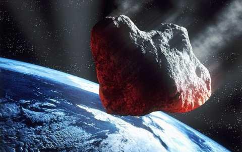"""Cách đây hơn 3 tỷ năm, một tiểu hành tinh """"lớn"""" đã tấn công trái đất"""