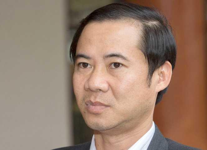 Đại biểu Nguyễn Thái Học - Ảnh: Việt Dũng