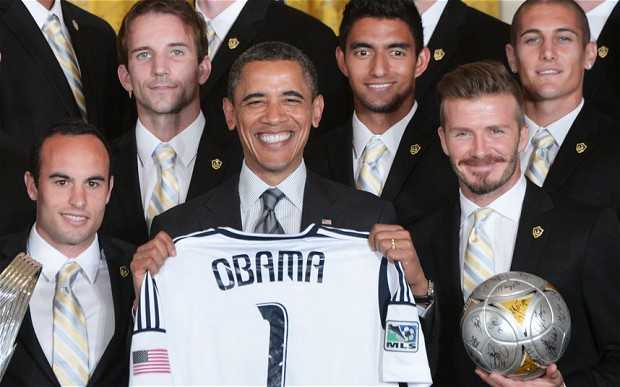 Tổng thống Obama chúc mừng thành công tuyển Mỹ
