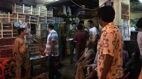 Vụ việc xảy ra tại một tiệm bán chim cảnh tại giao lộ Thống Nhất và Nguyễn Văn Lượng quận Gò Vấp tối 12-5