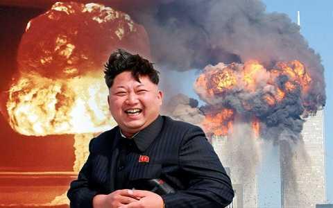 Triều Tiên doạ sẽ tấn công Mỹ và  xoá sổ nước Mỹ khỏi lịch sử.