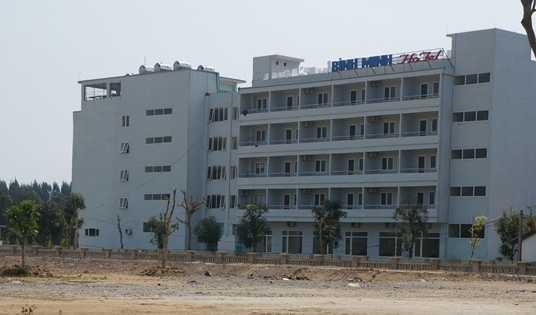 Khách sạn Bình Minh (Khu du lịch Hải Tiến) - nơi du khách