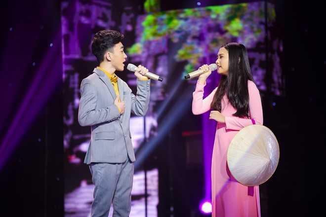 Trung Quang biểu diễn
