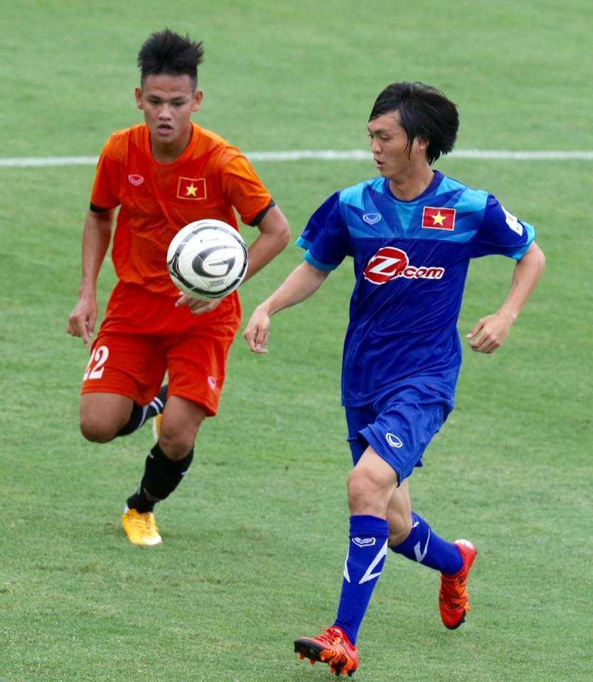 Tuấn Anh là cầu thủ đang thi đấu ở nước ngoài tập trung sớm nhất trên tuyển Việt Nam (Ảnh: Quang Minh)