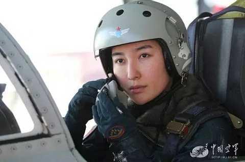 Phụ nữ Trung Quốc được phép lái máy bay ném bom