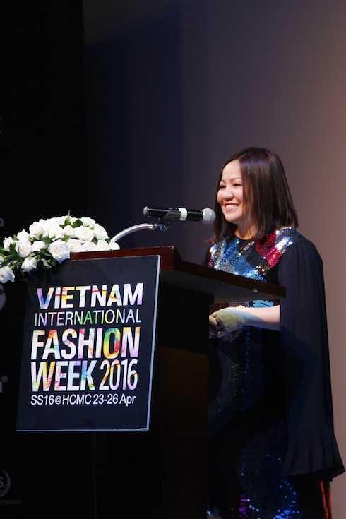 Bà Lê Thị Quỳnh Trang.