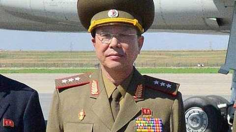 Tướng Ri Yong-Gil của Triều Tiên