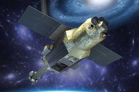 Vệ tinh Hitomi của Nhật Bản mất tích trong không gian.
