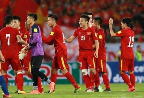 ĐT Việt Nam sẽ đá giao hữu với ĐT Syria