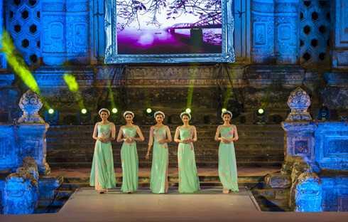 Bức ảnh của tác giả Lê Huy Hoàng Hải được sử dụng không phép trong chương trình Lễ hội áo dài.