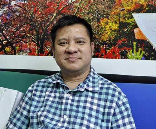 Ông Lê Trần Trường An - Tổng Giám đốc VietKings