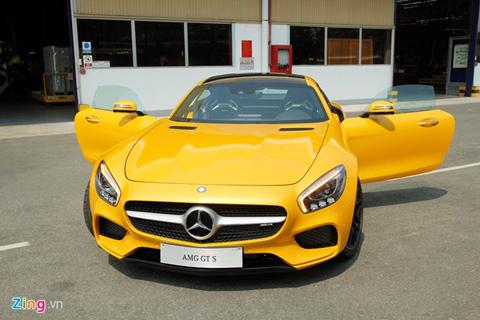 Mercedes-AMG tăng gấp đôi doanh số bán hàng kể từ khi mua lại MV Agusta.
