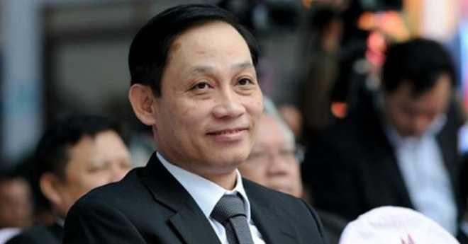 Thứ trưởng Ngoại giao Việt Nam Lê Hoài Trung
