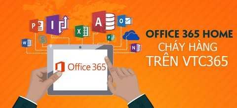 Office 365 bản Home chính thức hết hàng trên VTC365