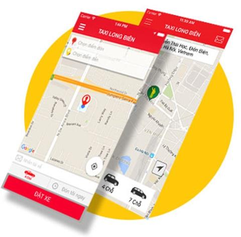 Khách hàng đã có thể gọi xe và thanh toán nhanh chóng bằng ví điện tử VTC Pay ngay trên chiếc điện thoại của mình