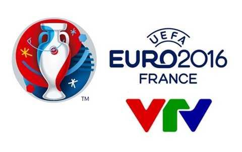 Đài THVN (VTV) là đơn vị duy nhất sở hữu chính thức bản quyền phát sóng VCK UEFA EURO 2016 trên lãnh thổ Việt Nam